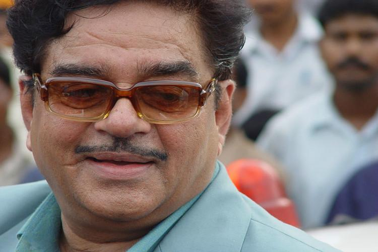Matter of pride if Amitabh Bachchan becomes President of India says BJP MP Shatrughan Sinha