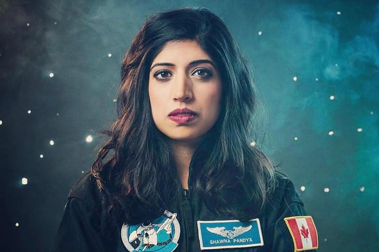 Not part of any NASA space mission Indian-origin astronaut Shawna Pandya clarifies