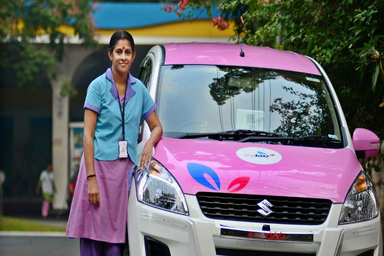 Despite poor patronage Telangana govt gives She Cab project a boost to hire 10 more drivers