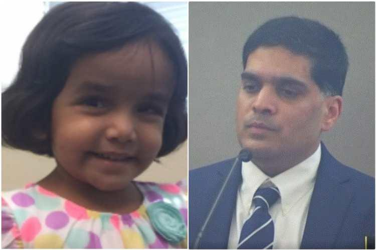 Indian-American Wesley Mathews gets life term in prison for death of daughter Sherin