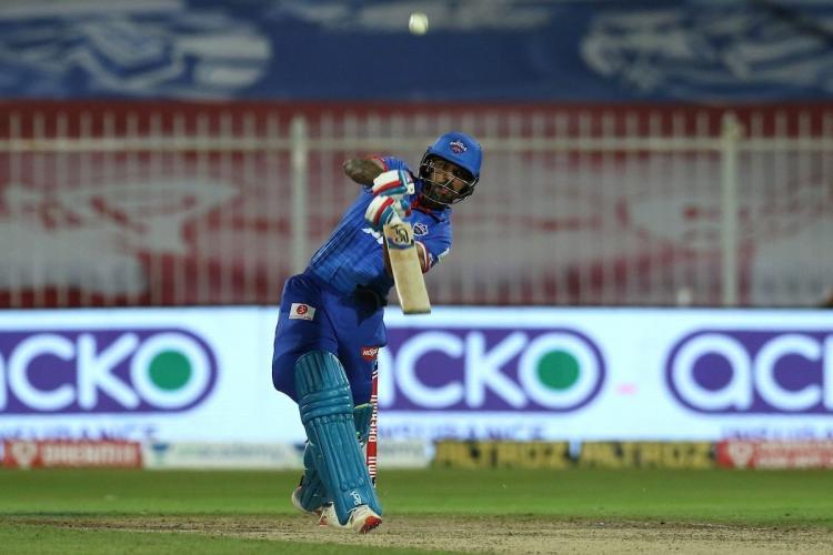 Shikhar Dhawan ton helps DC trump CSK in thrilling last over finish