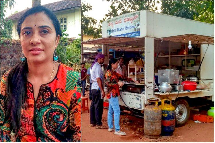 Meet the woman behind Halli Mane Rotties Mangalurus popular food truck