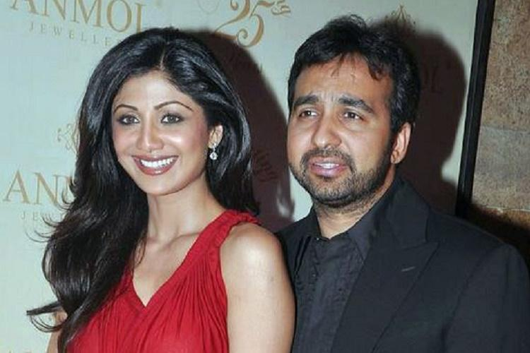 Shilpa Shetty husband Raj Kundra booked for allegedly cheating businessman of Rs 24 lakh