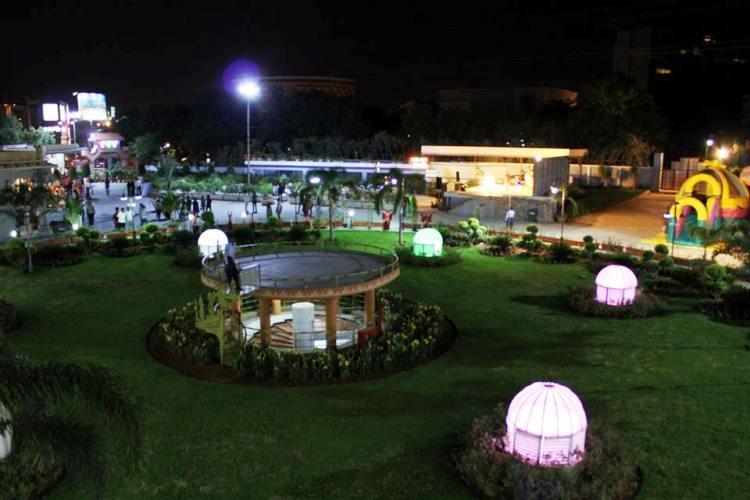 Hyderabads Shilparamam night bazaar shut five years after opening with much fanfare