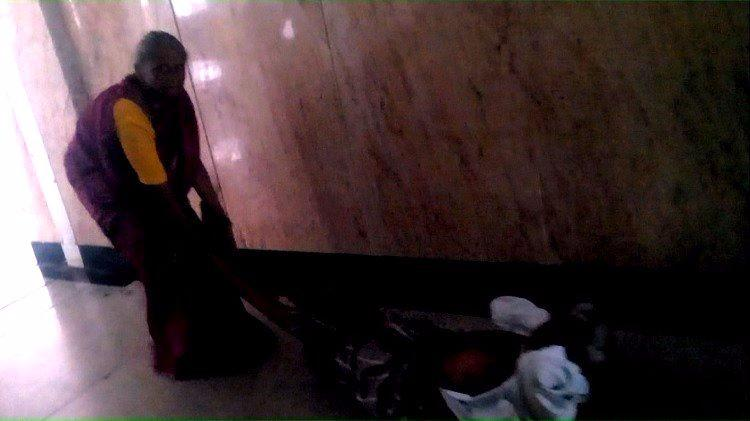 Ktaka CM orders inquiry into shocking video of woman dragging her husband across hospital floor