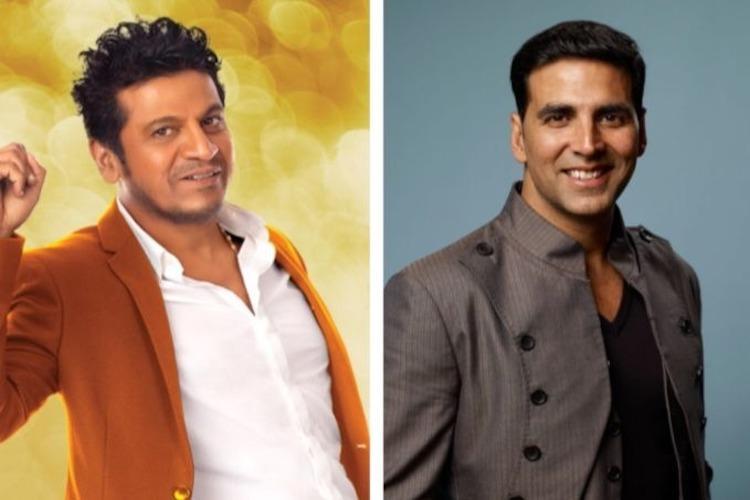 Kannada actor Shivrajkumar praises Bollywood star Akshay Kumar for diverse roles