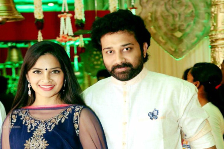 BIGG BOSS Title Winner and Actor Shiva Balaji  files Police complaint as his wife is abused Online