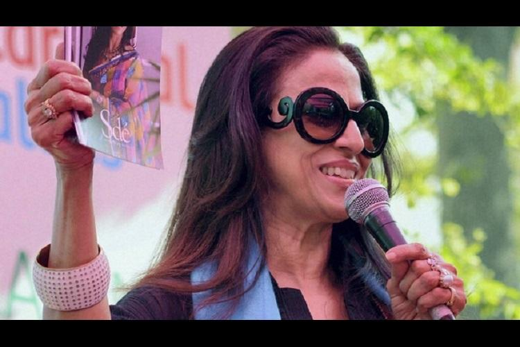 Shobhaa De refuses to apologise for tweet shaming Indian Olympians