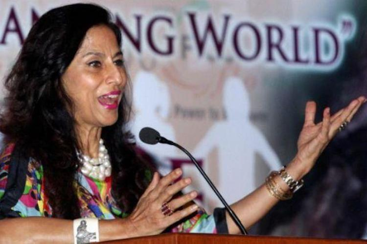 Feel sorry for those in denial about sexual harassment survivors Author Shobhaa De