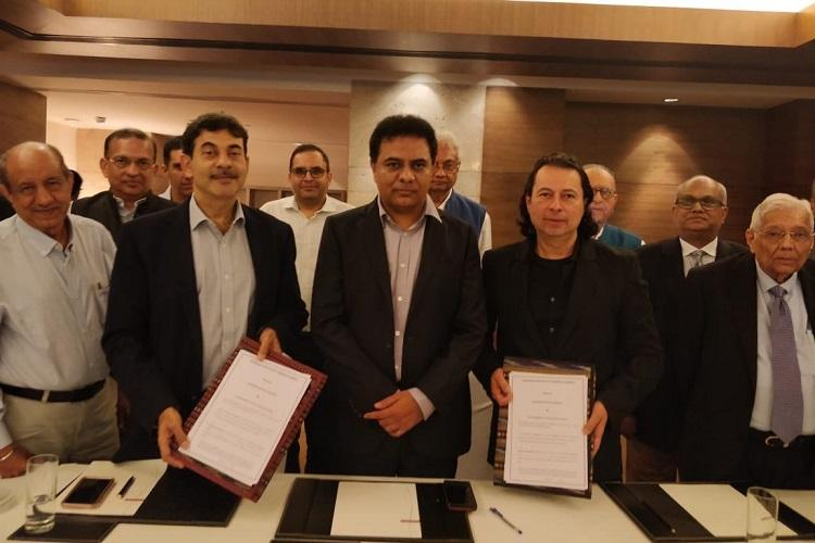 Shoppers Stop signs MoU with Telangana govt to set up apparel manufacturing unit