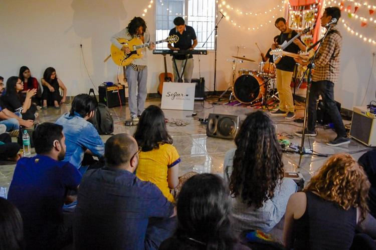 Secret gigs and music at home How Sofar Sounds is redefining the concert in Bengaluru