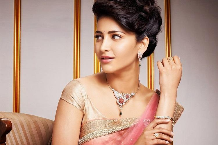 Shruti Haasan to play the lead in Rs 150 crore Sanghamitra