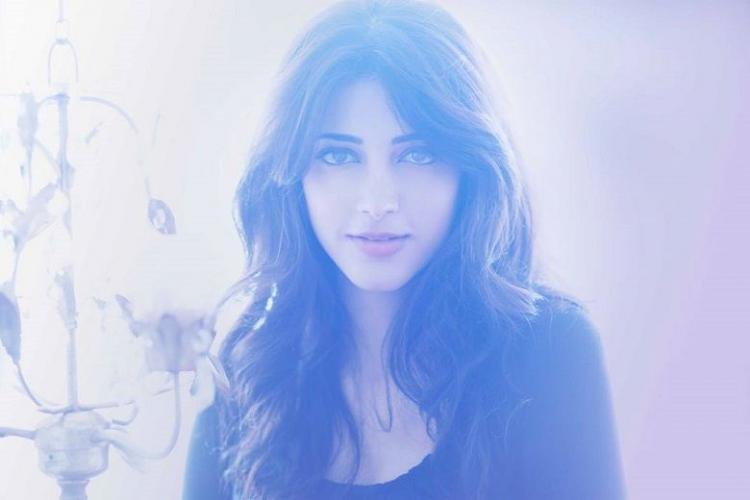 To mark Womens Day Shruti Haasan to release new single album