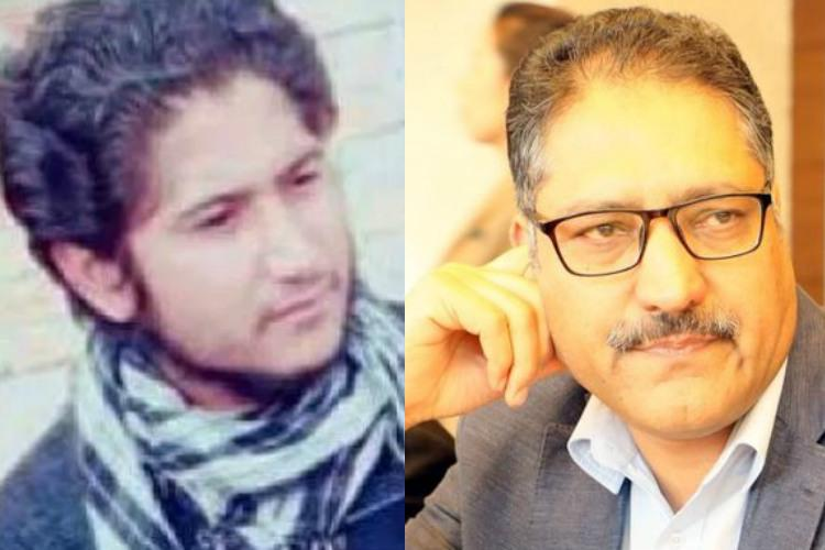 Terrorist Naveed Jatt who killed journalist Shujaat Bukhari gunned down by forces