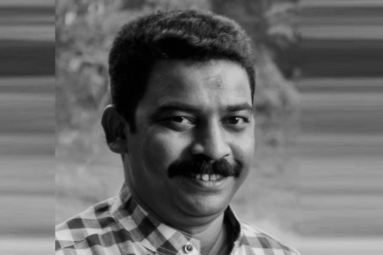 This Kerala man went from working in theatre to construction sites due to COVID-19