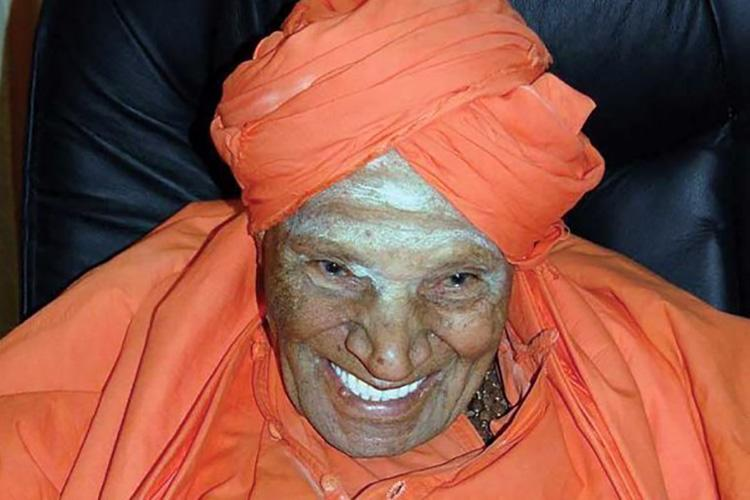 How Shivakumara Swamy an apolitical seer became an influence in Karnataka politics