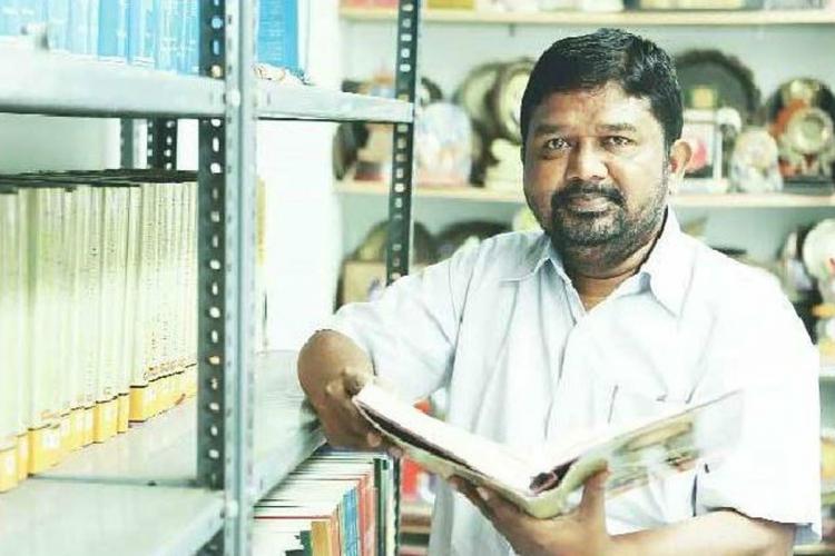 Kannada Dalit poet Siddalingaiah