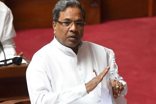 You need money to fight elections cant win without it Siddaramaiah