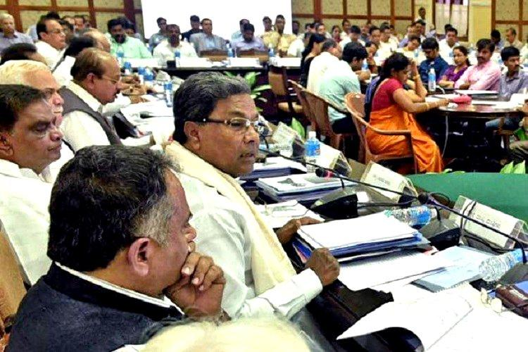 With an eye on polls Karnataka CM asks bureaucrats to focus on pro-people projects