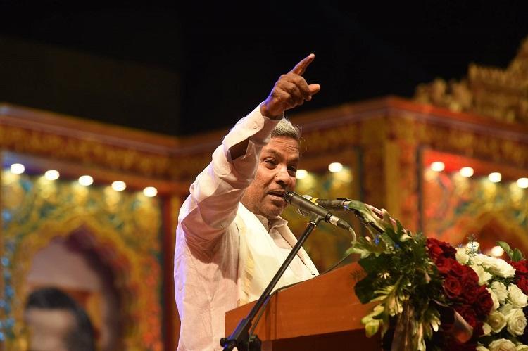Siddaramaiah Calls Meet With Goa, Maharashtra Chief Ministers Over Water Dispute