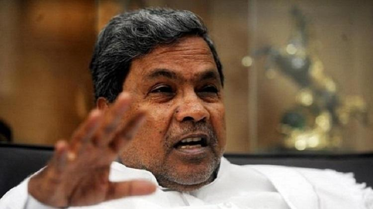 Image result for Will not tolerate any attack on Kannada: Siddaramaiah,