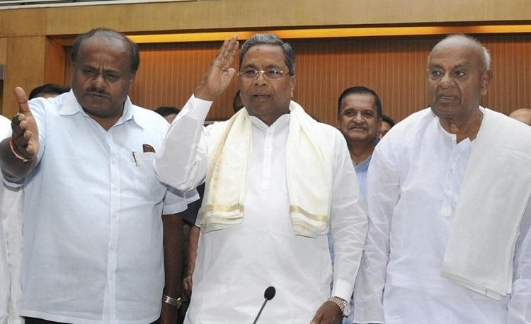 Karnataka Congress and JDS leaders on a mission to pacify rebel MLAs
