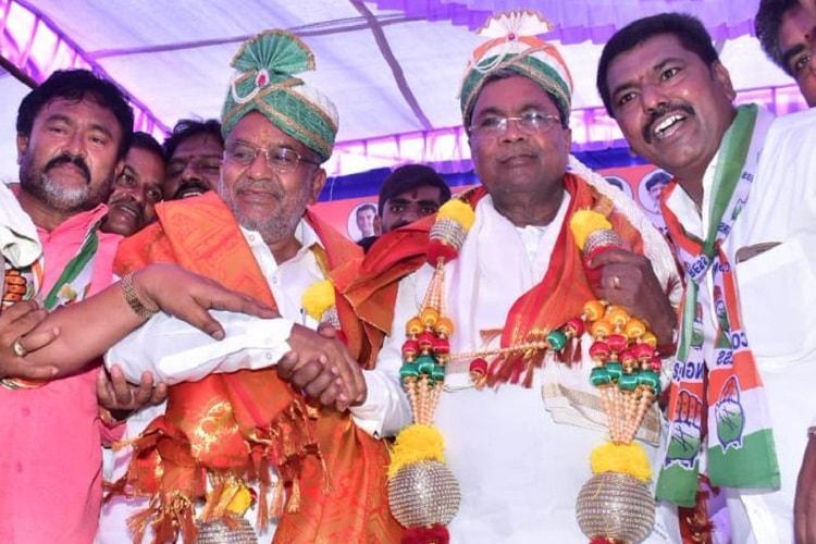 If coalition loses in Lok Sabha alliance may not last in Ktaka Siddaramaiah warns