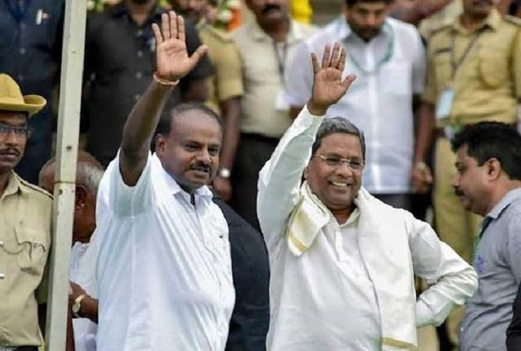 Former Ktaka CMs Siddaramaiah and HD Kumaraswamy booked for sedition