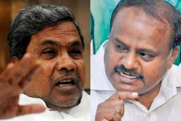 After appeal by Siddaramaiah HDK agrees to not change Anna Baghya scheme