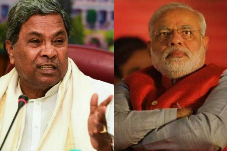 Modi has betrayed Karnataka in a big way Siddaramaiah slams PM over flood relief