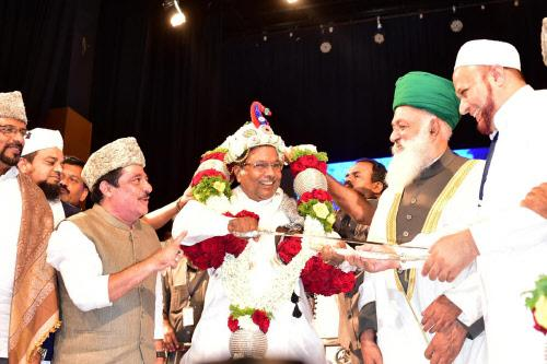 Tepid Tipu Jayanti in Ktaka Cong holds low-key celebrations as CM Deputy CM absent