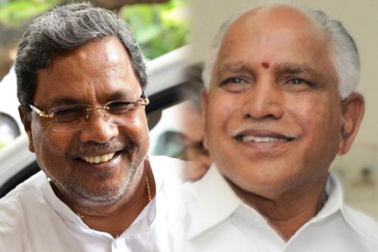 Siddaramaiah vs Yeddyurappa at Badami Rumours abound after CMs second seat hint