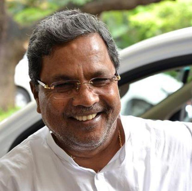 How did Siddaramaiah answer survey question on religion