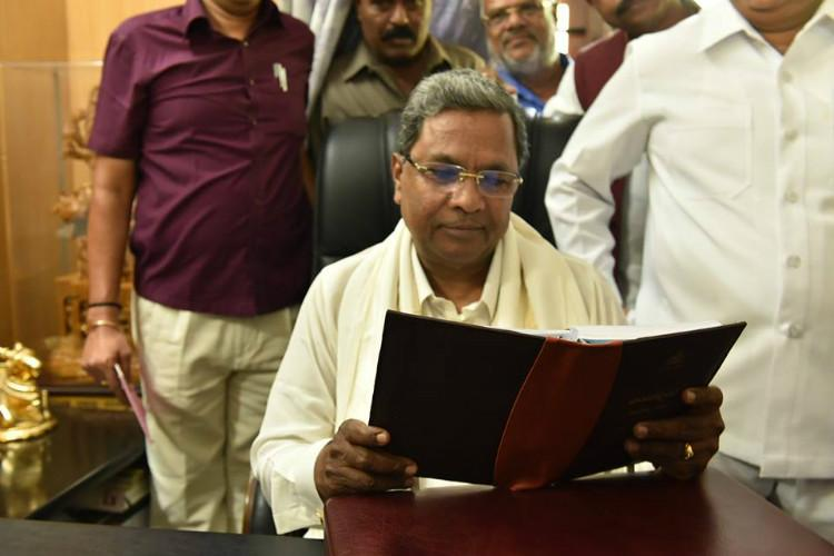 Karnataka cabinet reshuffle soon CM hints at it