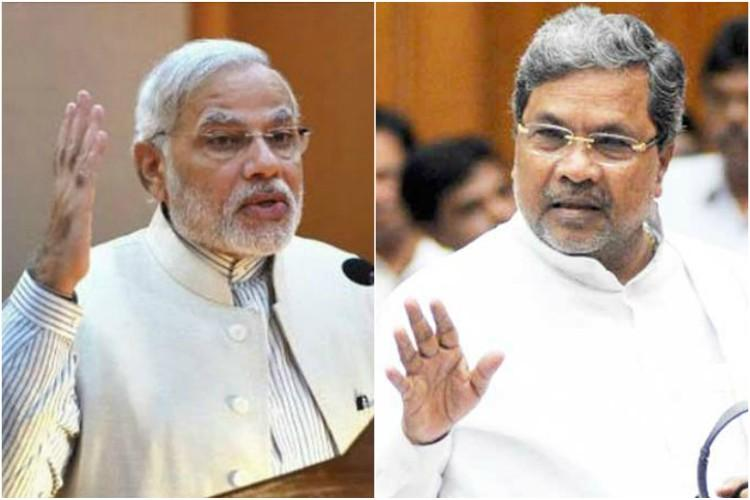 Siddaramaiah taunts north Indian imports of BJP saffron party hits back with Italian card