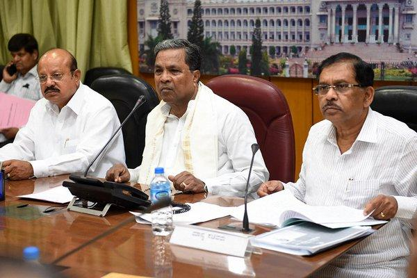 Congress leaders joins chorus of nepotism allegations against Siddaramaiah