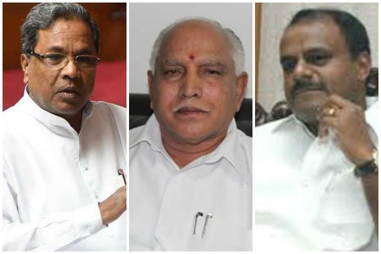 Kickbacks row Kumaraswamy drags JDS into Yeddyurappa-Siddaramaiah war of words