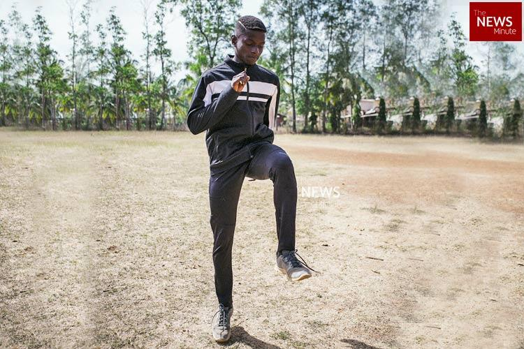 Racing for a better future The African-origin tribe in Ktaka thats turning to sports