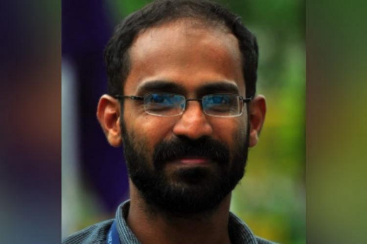 Kerala journalist Siddique Kappan