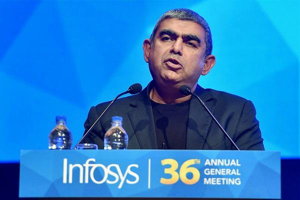 Cannot do my job while constantly defending personal attacks Vishal Sikka writes