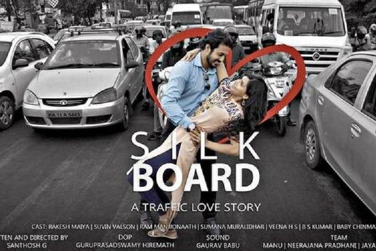 From love to childbirth all at Silk Board A hilarious short film on Bengaluru traffic