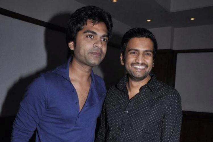 Actor Simbu turns music composer for Santhanams next film