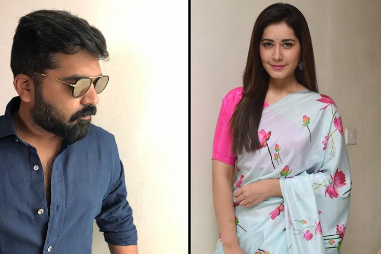 Raashi Khanna likely to team up with Simbu for Manaadu