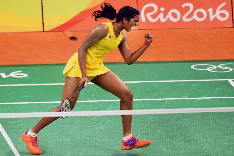 Live Blog PV Sindhus quest for gold in womens badminton singles at Rio 2016