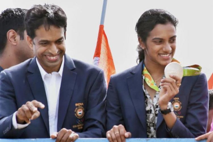 Telangana AP compete to claim Sindhu coach Gopichand says she belongs to India