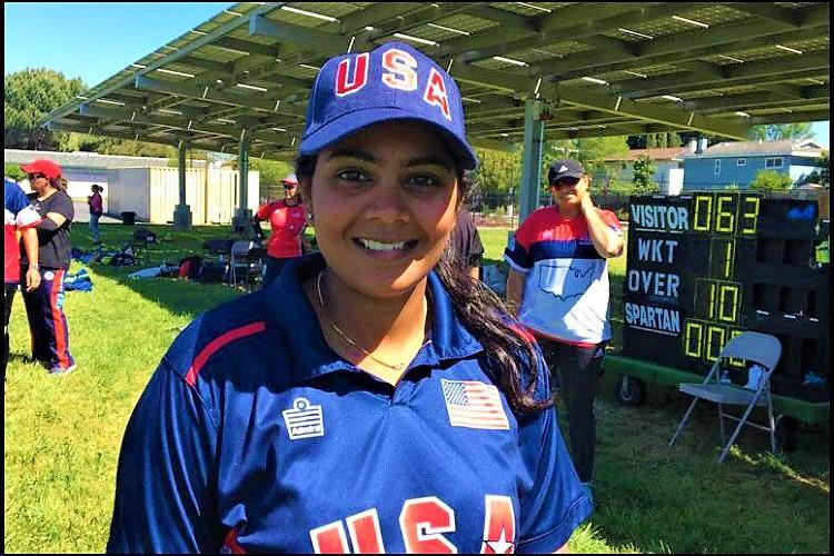 Telangana woman Sindhuja Reddy selected for US cricket team