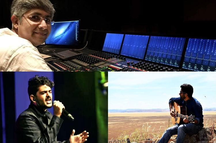 Singer from Sydney tabla from Chennai How Kollywood composers use technology to record songs