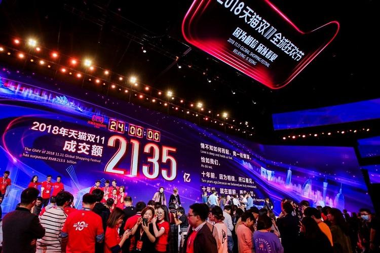Image result for alibaba singles day