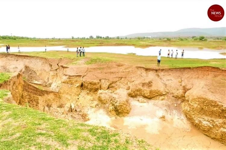 Watch The mysterious sinkholes of Kadapa
