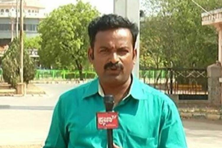 Kannada reporter-poet booked for breach of peace for his anti-CAA poetry